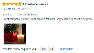 Unrivaled Candles Amazon Reviews